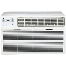 PerfectAire Energy Star Rated 115V 12,000 BTU Through-the-Wall Air Conditioner with Follow Me Remote, 4PATW12000