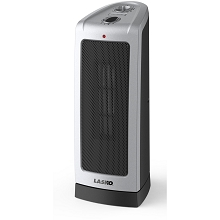 Lasko Ceramic Tower Heater with Mechanical Thermostat - 5307