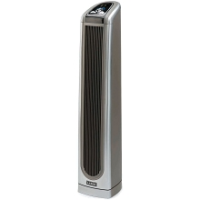 Lasko 34 In. Ceramic Tower Heater with Logic Center Remote Control - 5588