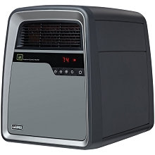 Lasko Cool-Touch Infrared Quartz Heater with Save-Smart Technology and Remote Control - 6101