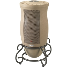 Lasko Designer Series Oscillating Ceramic Heater with Remote Control - 6435
