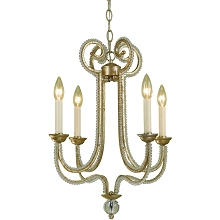 Camerson Four Light Chandelier - 6773-4H