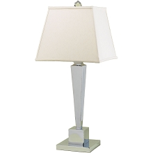 6774 Table Lamp- Cream Shade