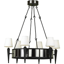 6790 6-Light Drum Chandelier