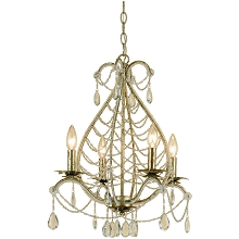 Belinda Mini Chandelier - 7008-4H
