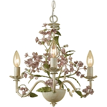 Grace Three-Light Chandelier - 7044-3H