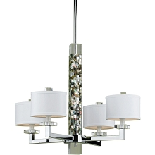 7454 4-Light Chandelier