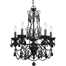 Mischief Five Light Chandelier - 7506-5H