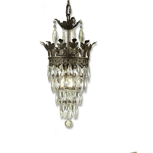 Sovereign Mini Chandelier - 7507-1H