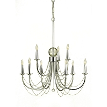 7702 9-Light Chandelier