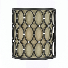Cosmo Wall Sconce- Oil Rubbed Bronze - 8219-2W