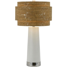 8402 Table Lamp- Pearl