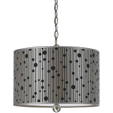 8441 Pendant- Grey Shade