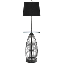 Grid Floor Lamp - 8470-FL