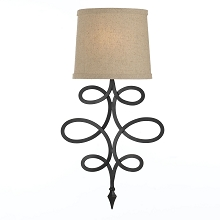 8605 Sconce- Rubbed oil