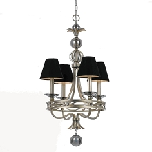 Cirque Four Light Chandelier - 8701-4H
