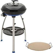 Cadac Carri Chef 2 Portable Grill & Pizza Stone - 8910-50/98368-US-KIT