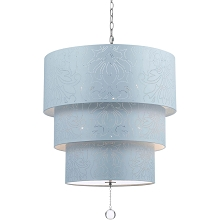 Over The Top Pendant in Blue - 9007-5H