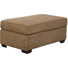 Cambridge Elemental Cocktail Ottoman - 98524OT-TN