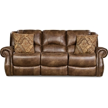 Cambridge Stratton Double Reclining Sofa - 98529DRS-CO