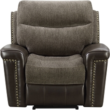 Cambridge Modena Wallsaver Recliner - 98532RR-BR