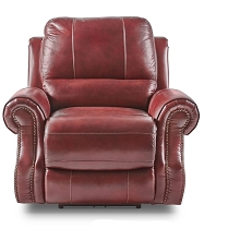 Cambridge Rustic Recliner - 98533MR-WINE