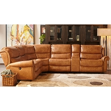 Cambridge Biloxi 6-Piece Sectional Sofa - 98536SEC-TN