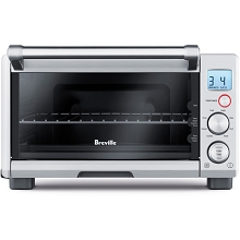 Breville The Compact Smart Oven with Element IQ Technology, BOV650XL