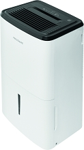 Frigidaire Energy Star 50-Pint Dehumidifier with Effortless Humidity Control, White, FFAD5033W1