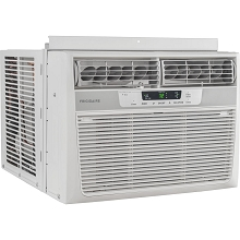 Frigidaire 12,000 BTU 115V Window-Mounted Compact Air Conditioner with Remote Control - FFRA1222R1