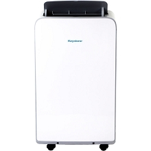 Keystone 115V Portable Air Conditioner with Follow Me Remote Control for a Room up to 275 Sq. Ft., KSTAP10MAC