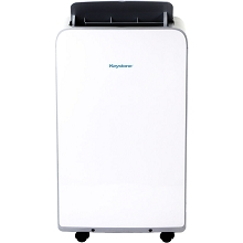 Keystone 115V Portable Air Conditioner with Follow Me Remote Control for a Room up to 350 Sq. Ft., KSTAP13MAC