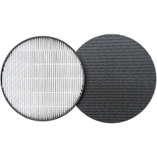 LG Replacement Filter Pack for Drum-Style Air Purifiers AS401VSA0 & AS401VGA1, AAFTVT130