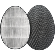 LG Replacement Filter Pack for Tower-Style Air Purifier AS401WWA1 - AAFTWT130
