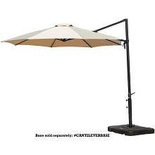 Cantilever Umbrella in Tan - CANTILEVER-TAN