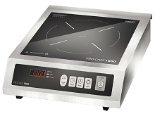 Caso Design Pro Chef 1800 Commercial-Grade Single Induction Burner, 12360
