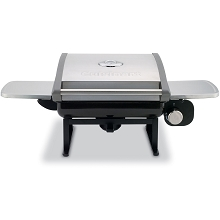 Cuisinart All-Foods Tabletop Outdoor LP Gas Grill with Veggie Panel - CGG-200