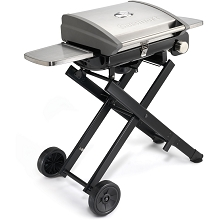 Cuisinart All Foods Roll-Away Portable Outdoor LP Gas Grill - CGG-240