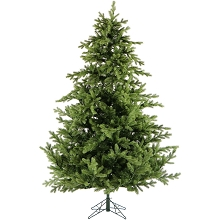 Cambridge 9-Ft. Stratford Pine Unlit Green PVC Christmas Tree, CHST090-NL