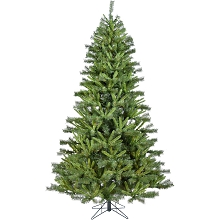 Christmas Time 7.5-Ft. Norway Pine Artificial Christmas Tree - CT-NP075-NL