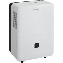 Danby Energy Star 50-Pint Dehumidifier - DDR050BDWDB