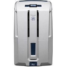 DeLonghi Energy Star 50 Pint Dehumidifier with Pump and AAFA certification - DDX50PE