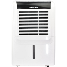 Honeywell 50-Pint Energy Star Dehumidifier with Built-In Drain Pump - DH50PW
