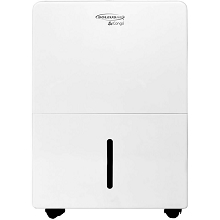 SoleusAir 30-Pint Portable Dehumidifier in White, DS1-30-01B