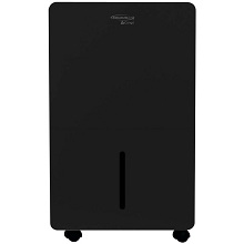 SoleusAir 70-Pint Portable Dehumidifier with Internal Pump in Black, DS1-70EIP-101B