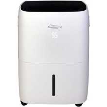 SoleusAir High Efficiency 70 Pint Dehumidifier with Built-In Pump and WiFi Control, DSX-70EIPMW-01
