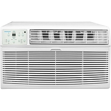 Emerson Quiet Kool 8,000 BTU 115V Through-the-Wall Air Conditioner with Remote Control, EATC08RE1