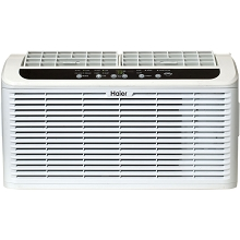 Haier Serenity Series 6,000 BTU 115V Window Air Conditioner with Ultra Quiet Sound Package - ESAQ406T