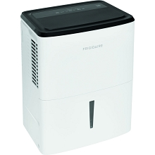Frigidaire Energy Star 22-Pint Dehumidifier with Effortless Humidity Control, White, FFAD2233W1E