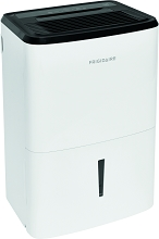 Frigidaire Energy Star 35-Pint Dehumidifier with Effortless Humidity Control, White, FFAD3533W1